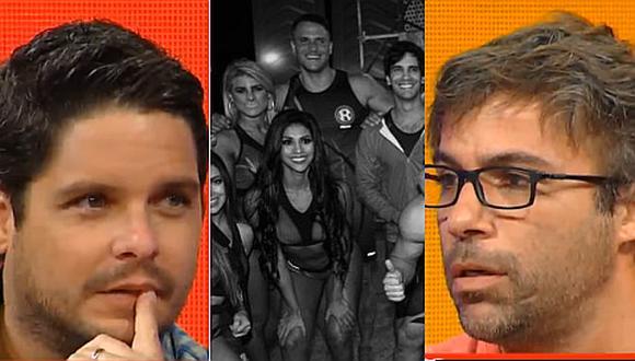 Gian Piero Diaz y Renzo Schuller revelan por qué se fueron de Combate (VIDEO)