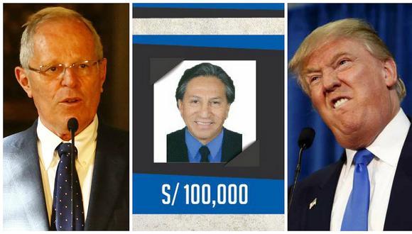 """PPK a Donald Trump: """"Deporta a Alejandro Toledo"""""""