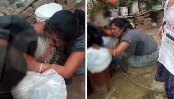 Mujer en estado de ebriedad acuchilla y mata al padre de sus hijos en Mala (FOTOS)