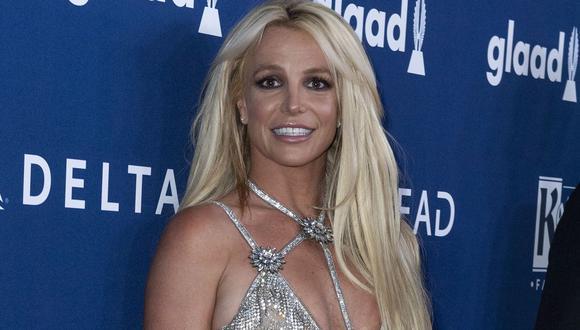 Britney Spears registró en la Corte Superior de Los Ángeles una petición para que los procedimientos de su tutela legal salgan a la luz. (Foto: AFP)