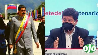 """Guido Bellido evita responder si cree que en Venezuela hay dictadura: """"son problemas ajenos"""""""