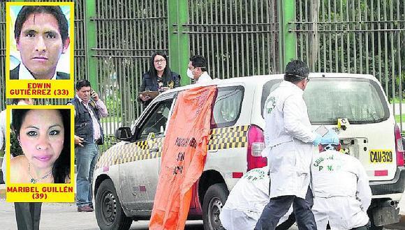San Juan de Miraflores: ladrón se escondió en maletera de colectivo y asesinó a pasajeros