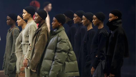 Y llegó el día esperado, Yeezy 3 se presenta en el Madison Square Garden y el Clan Kardashian-Jenner acapara los flashes