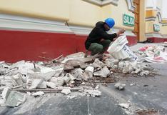 Seis recomendaciones para prevenir accidentes durante un sismo