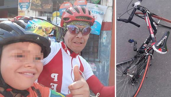 Promesa del ciclismo de 12 años muere arrollado tras negligencia de conductor