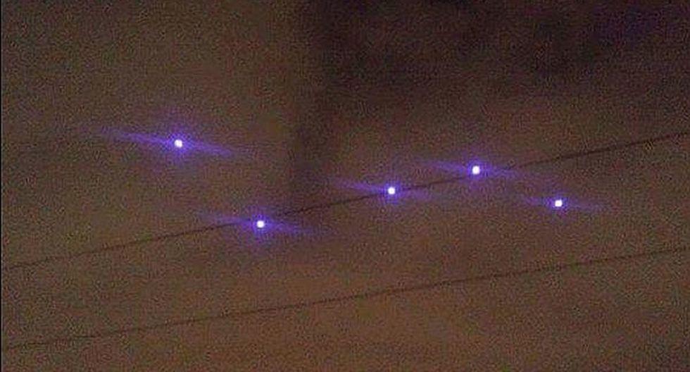 YouTube: Ovnis sobrevuelan el cielo de Lima y causan pánico [VIDEO]