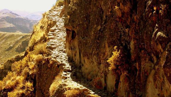 El Qhapaq Ñan o Camino Inca ha sido declarado patrimonio cultural de la Comunidad Andina. (Foto: Ministerio de Cultura)