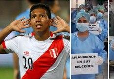 Edison Flores homenajea a los 'héroes anónimos' peruanos desde Estados Unidos | VIDEO