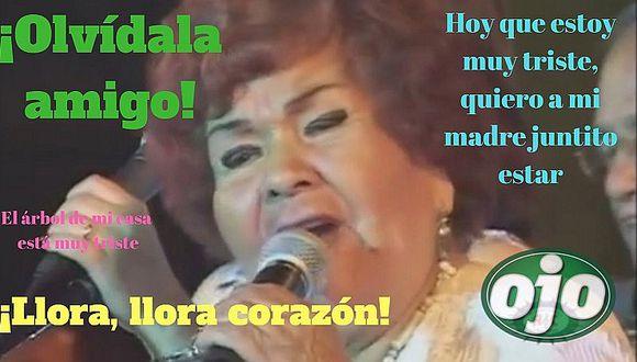 Las diez canciones de Carmencita Lara con las que creciste escuchándola (VIDEOS)