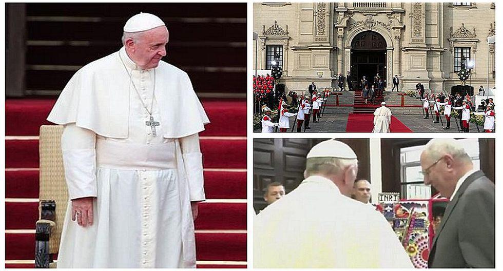 Papa Francisco y los bellos obsequios que recibió de PPK dentro de palacio