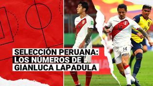 Eliminatorias Qatar 2022: los números de Gianluca Lapadula en la selección peruana