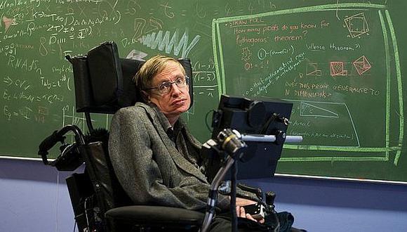 Confirman la muerte de Stephen Hawking a los 76 años