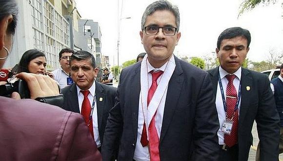 José Domingo Pérez está internado y en breve será operado de emergencia