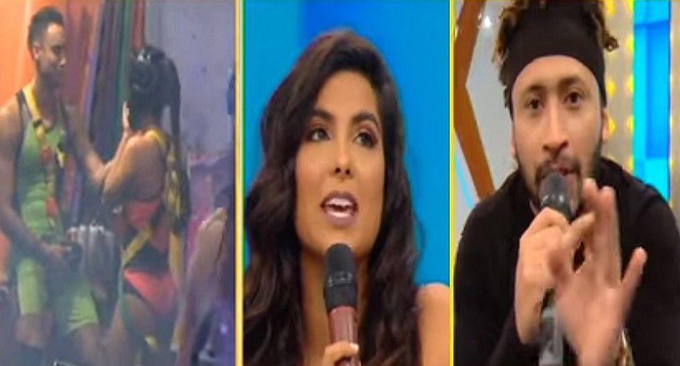 ¿Ivana Yturbe olvida a Mario Irivarren con Jota Benz? Zumba los echó feo (VIDEO)