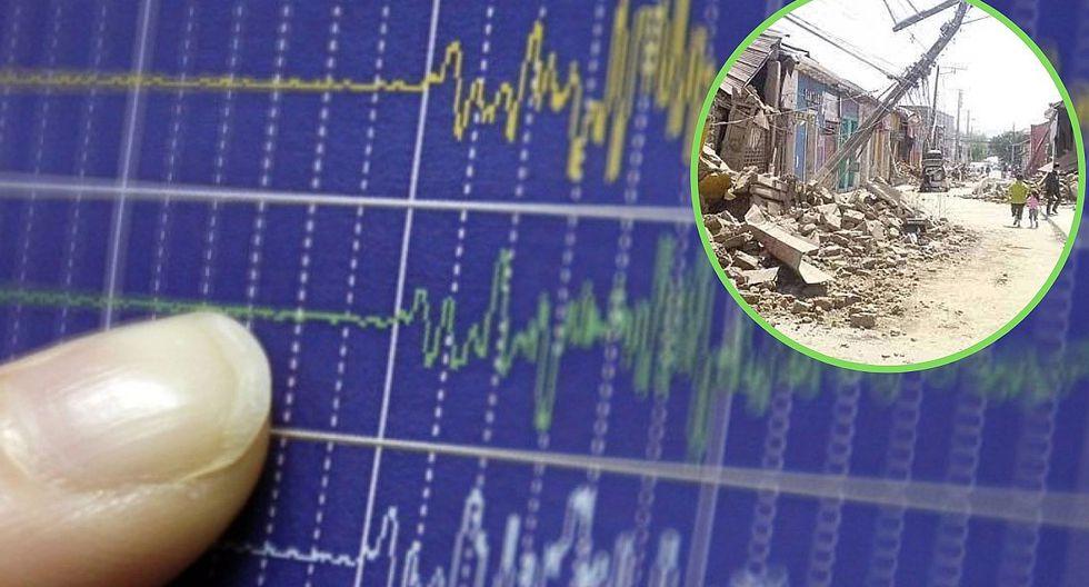 El mensaje que Indeci envió a celulares sobre posible sismo