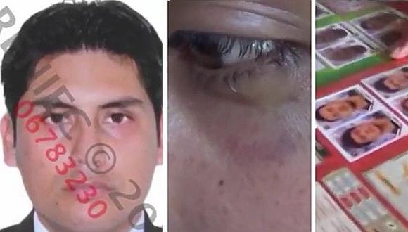 Sujeto golpeó a la madre de sus hijos tras romperle su álbum del Mundial (VIDEO)