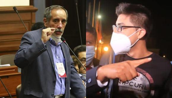 Carlos Ezeta: Fiscalía decide no seguir investigación contra joven que golpeó a Ricardo Burga
