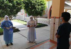 Piura: Monjas y adultos mayores dieron positivo para COVID-19 en asilo