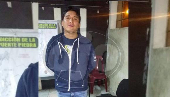 Vendedor de droga actuaba en exteriores del mercado Huamantanga