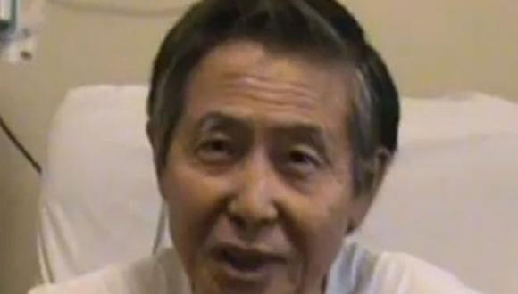 Fujimori recae y volvería a ser internado en el INEN