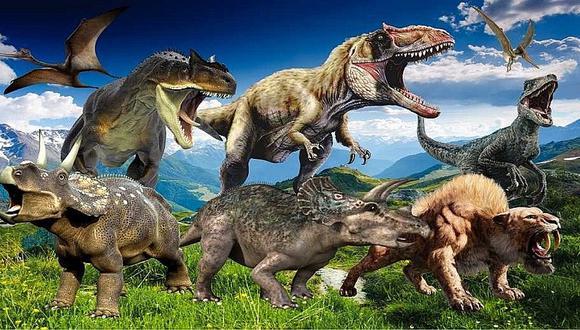 ¿Cuáles son los dinosaurios más importantes?