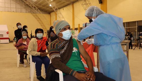 Junín es la región que tiene más casos de variante Delta del coronavirus después de Lima y Callao. (Foto: Diresa Junín)