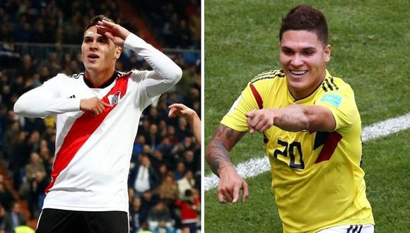 Colombiano Juan Quintero se pierde la Copa América por dura lesión