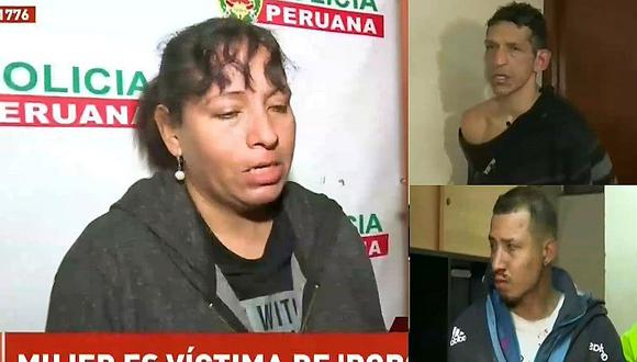 Mujer es asaltada por sus propios vecinos cuando salía de su casa para ir a trabajar  | VIDEO