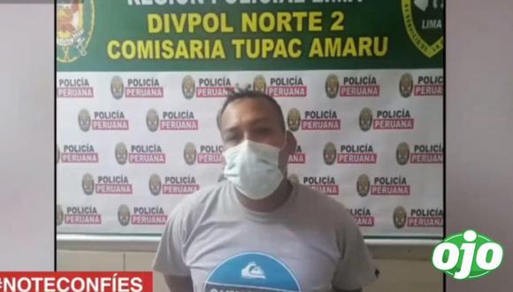 El criminal fue identificado como Ángelo Doménico Pozo Fritas (35). (Foto: Latina)