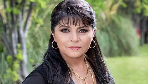 Victoria Ruffo fue hospitalizada luego de desmayarse en plena función de teatro