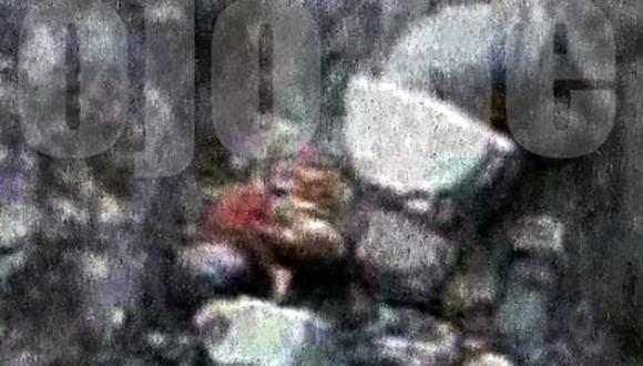 Rescatistas: Cuerpo hallado en el Bomboya corresponde a Ciro Castillo
