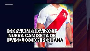 Selección Peruana: los detalles de la nueva camiseta para la Copa América 2021