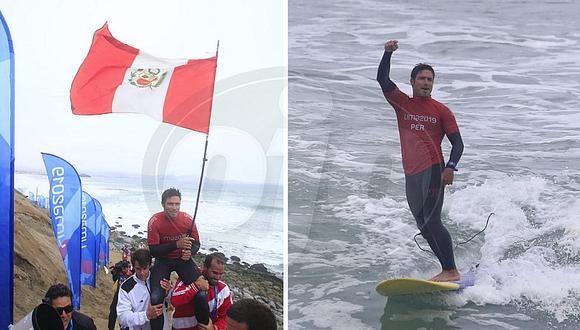 Piccolo Clemente GANA medalla de oro en longboard en los Juegos Panamericanos Lima 2019 | VIDEO