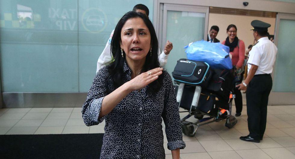 La ex primera dama Nadine Heredia coordinaba con Jorge Barata el proyecto Gasoducto Sur Peruano, según el exdirectivo de Odebrecht. (Foto: Andina)