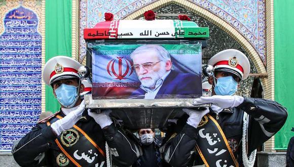 Físico iraní Mohsen Fajrizadeh fue asesinado en 2020 y todo apunta a un crimen dirigido desde Israel.