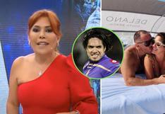 """Magaly compara a Jackson Mora con el 'Loco' Vargas: """"Le está dando una vida similar a Tilsa"""""""