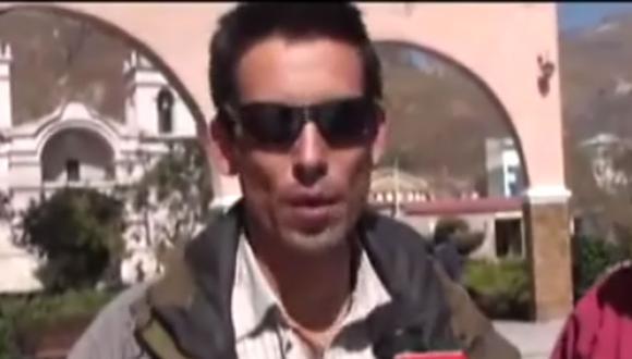 Caso Ciro: Rescatistas que hallaron el cuerpo en el Colca cuentan los detalles
