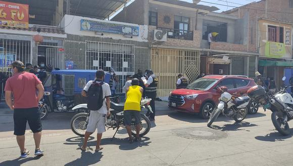 Piura: comerciante es asesinado por sicario por un presunto tráfico de terrenos (Foto: difusión)