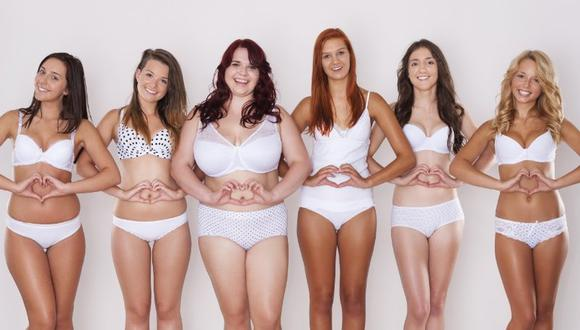 Todas somos diferentes, ¡pero todas somos hermosas!