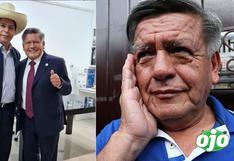 """César Acuña respalda a Castillo: """"los 15 votos de APP apoyarán la gobernabilidad"""""""
