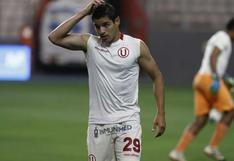 Aldo Corzo no jugará una fecha con Universitario tras incumplir protocolos