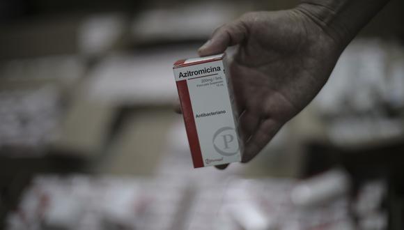 Piura: Fiscalía solicita 18 meses de prisión para enfermero y su cómplice acusados de robar medicinas (Foto referencial: GEC)