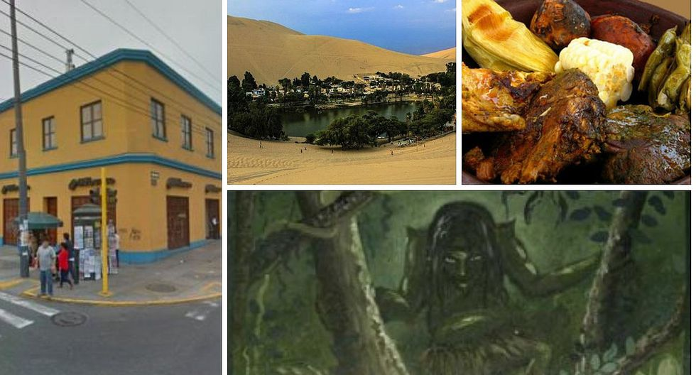Las 12 leyendas peruanas más conocidas (FOTOS)