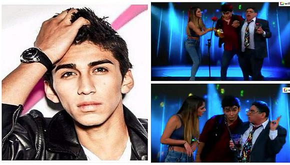 Daniel Lazo: Carlos Álvarez parodia tras papelón en concierto en Tarapoto (VIDEO)