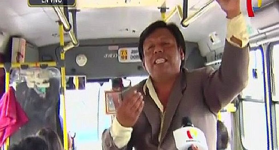 YouTube: Profesor sube a buses y enseña Historia a pasajeros [VIDEO]