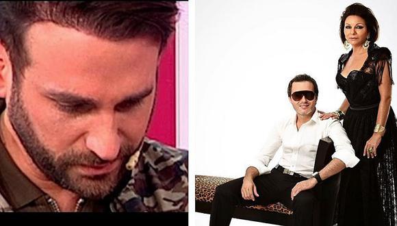 Rodrigo González se dirige a la madre de Gerardo Privat tras la muerte del diseñador
