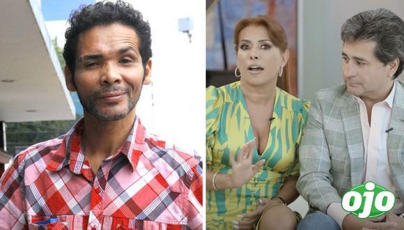 """Kike Suero responde a Magaly: """"tu esposo también cometió un error y no lo tocaste en tu programa"""""""