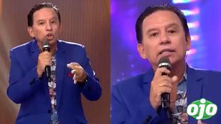 Ricardo Rondón revela que tuvo una caída fuerte que le provocó una parálisis en el cuerpo