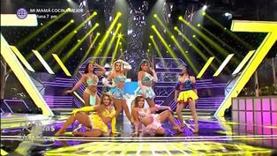 'Princesas de cuento' se lucieron al ritmo de reggaetón en la pista de 'Reinas del show 2′