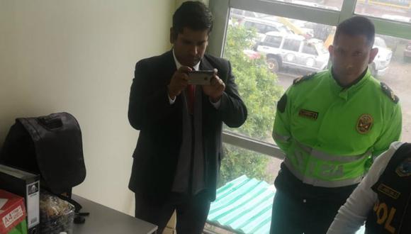 Arequipa: Pedirián prisión preventiva para policía que pidió 1200 soles de coima a mecánico para ayudarlo con papeleta